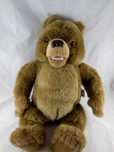 "Kidpower Maurice Sendak's Laughing Talking 16"" Little Bear Plush 1998 - $23.75"