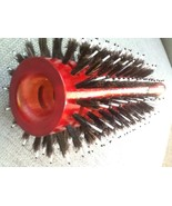 2.75 Pure Boar Bristle w/ Quill Round Hair Brush new Phillips monster ve... - $12.65