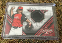 Zack Greinke 2015 Topps As Game Jersey Card - $2.96