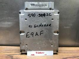 1991 Ford Explorer Navajo Engine Control Unit ECU F17F12A650YA Module 10 14E1 - $28.70