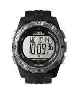 New Timex Expedition Vibrate Alert Watch - Full Size - Black - $46.78