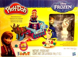 Sled Adventure by Hasbro Play-Doh Featuring Disney's Frozen  NIB - $9.75