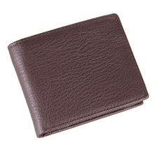 AGBIADD Wallets Men More Card Holder Slots Coin Purse Genuine Leather Po... - $23.08