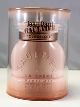 Jean Paul Gaultier Classique Body Cream 6.9 Oz /200 Ml For Women BRAND NEW - $45.53