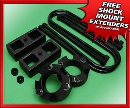 "For 05-11 Dodge Dakota Billet 3.5"" Front + 2"" Steel Rear Level Lift Kit ... - $147.96"