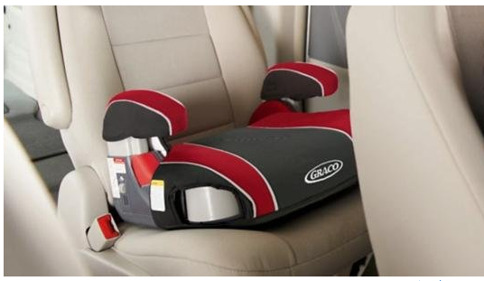 Graco Backless Turbo Booster Child Kid Car Seat, Chili Red ...