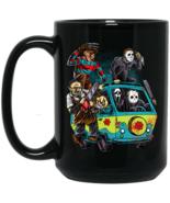 The Massacre Machine Horror Cool Mug Funny Inspired Movie Coffee Mug Novelty Cup - $13.49 - $16.19