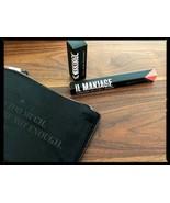 3pcs IL MAKIAGE Makeup Gift Set, Matte Lipstick & Lipliner Lip Kit + Vel... - $49.00