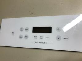 318030032 Frigidaire  Panel,control ,white - $125.00