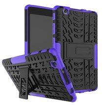 LG G Pad X 8.0 Case,LG Pad III 8.0 Case,XYX [Purple][Kickstand][Shock Ab... - $11.87