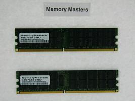 46C7538 8GB 2x4GB PC2-5300 ECC Reg Memory IBM System x3455 series