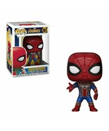 NEW SEALED Funko Pop Figure Avengers Iron Spider Man 287 Tom Holland - $18.49