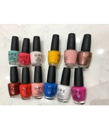 OPI Nail Lacquer Lisbon Collection Spring 2018 - ALL 12 COLORS $120 RETAIL - $39.99