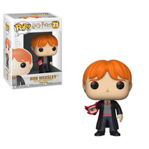 Harry Potter Movies Ron Weasley with Howler Vinyl POP! Figure Toy #71 FU... - $12.55
