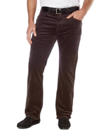 Kirkland Signature™ Men's 5-Pocket Corduroy Pants, Chocolate, 44x32 - $22.76