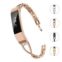 QOURY Bands Compatible Alta Bands Small Silver Rose Gold Alta hr (Rose G... - $26.73