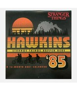 NEW SEALED 2021 Official Netflix Stranger Things 16 Month Wall Calendar - $9.49