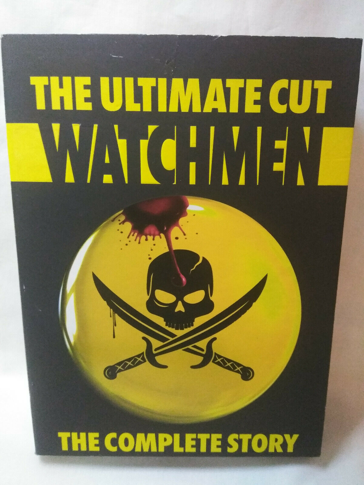Watchmen--The ultimate cut The Complete Story 5 Discs image 2
