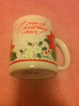 AMERICAN GREETINGS  COFFEE MUG / CUP--CHRISTMAS----CHRISTMAS----FREE SHI... - $10.78