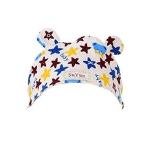 Hat Scarf Sun-Resistant Comfy Ventilate Beach Cap Empty Top Hat Summer Baby