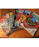Mechanix Ill, 1967 Lot of 9 - Flying, Europa,Boats,Minis, 1968 Cars, Cor... - $12.00