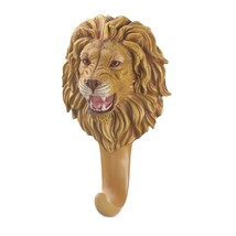Ferocious Lion Wall Hook - $13.42