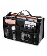 Women Multifunction Travel Cosmetic Insert Pouch Organizer Handbag Stora... - $20.00