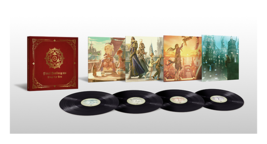 Final fantasy xiv pre vinyl lp record 4lp box square enix - $163.28