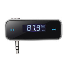 Car FM Transmitter For Smart Phone Bluetooth  Auto Player Audio Devices ... - £17.09 GBP