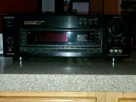 Sony STR-D1015 Home Theater AV Control Center Stereo AM/FM Tuner Audio R... - $96.75