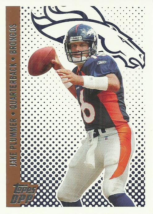 2006 Topps Draft Picks and Prospects #51 Jake Plummer