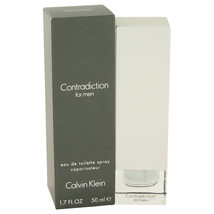 Contradiction By Calvin Klein For Men 1.7 oz EDT Spray - $22.46