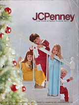 THE CHRISTMAS PLACE JC PENNEY 1971 CHRISTMAS CATALOG PENNEYS - $58.91