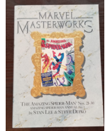 Marvel Masterworks Vol 10 The Amazing Spider-man 21-30, Annual 1 - $60.00