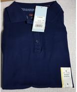 Girls' Short Sleeve Stretch Pique Uniform Polo Shirt - Cat & Jack  [Pack... - $9.00