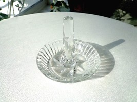 Fine Bohemia Crystal Center Stem Ring Holder - ₹1,139.39 INR