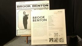 Brook Benton Sings The Boll Weevil Song + 11 Other Great Hits AA20-RC2110 Vintag image 5