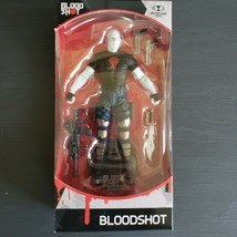 McFarlane Toys Vin Diesel BLOODSHOT Movie Action Figure New Sealed - $16.00