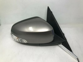 2009 Jaguar XF Passenger Side View Power Door Mirror Gray OEM G228001 - $395.99