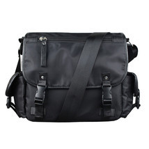Men Nylon Casual Travel Crossbody Shoulder Bag Water Resistant Messenger... - $2.327,18 MXN