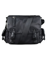 Men Nylon Casual Travel Crossbody Shoulder Bag Water Resistant Messenger... - $2.343,92 MXN