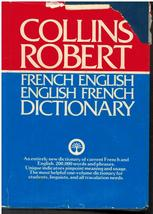 Collins Robert French-English, English-French Dictionary by Atkins, Duva... - $12.75