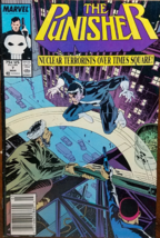 MARVEL Comics: The Punisher- Nuclear Terrorists in Times Square No. 7 Ma... - $1.95