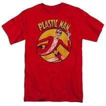 Plastic Man T-shirt retro DC Saturday morning cartoon superfriends cotton DCO276 image 2