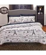 2-Pc. Vintage Paris Twin Comforter Set - $41.52