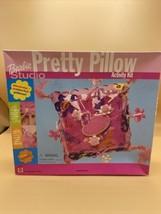 Barbie Studio -  Pretty Pillow Activity Kit - Unopened - 2000 Vtg Mattel... - $17.33