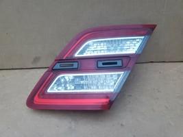 13-18 Ford Taurus Trunk Inner Taillight Tail Light Lamp Passenger RH image 1