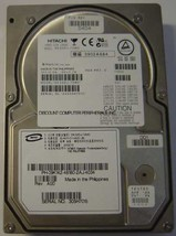 HITACHI DK32DJ-72MC HITACHI 73.9GB 80PIN 10K U160 HOTSWAP DRIVE