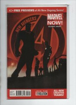 Marvel Now! #2 - December - January 2013 - Previews of All-New Ongoing S... - $5.49