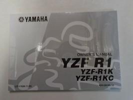 1998 Yamaha YZF-R1K YZF R1K Owners Owner Betreiber Manuell 4XV-28199-70 Neu - $54.43